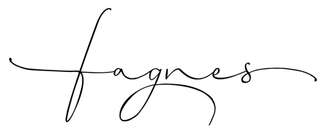 fagnes | FRAGRANT SOUL - logo