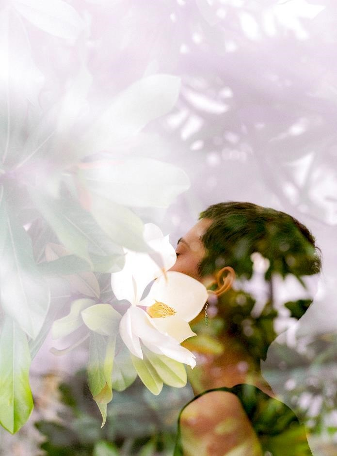 Breathe in nature with our botanical home perfumes